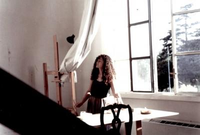 Studio nell' Accademia di ROMA, architettura, Belle Arti. 1993