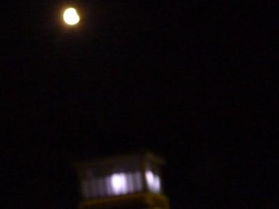 Moon-Villanueva, eclipse and tour